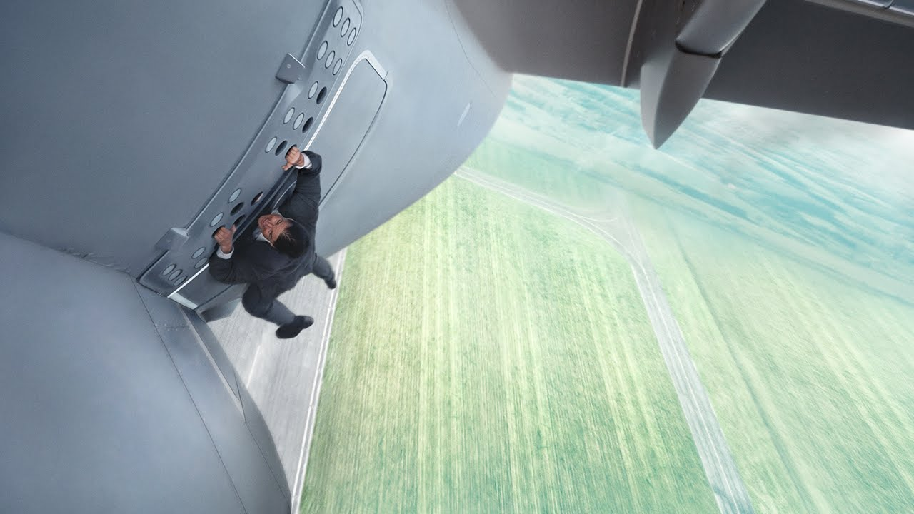 Mission Impossible – Rogue Nation Teaser