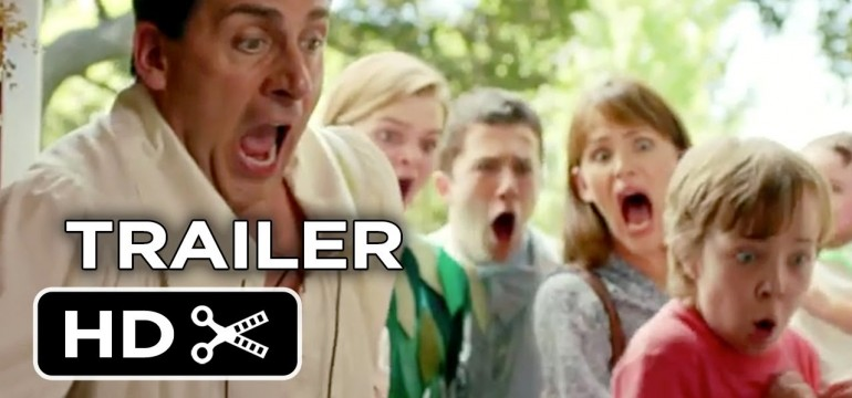 Alexander and the Terrible, Horrible, No Good, Very Bad Day Official Trailer