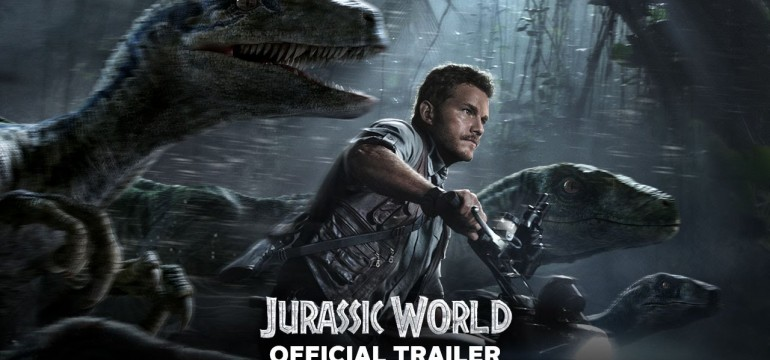 Jurassic World – New Trailer