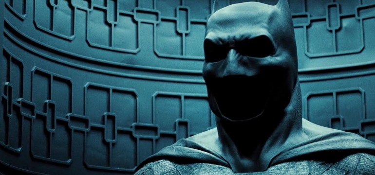 The Batman vs Superman: Dawn Of Justice Trailer