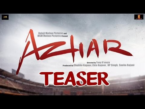AZHAR: OFFICIAL TEASER