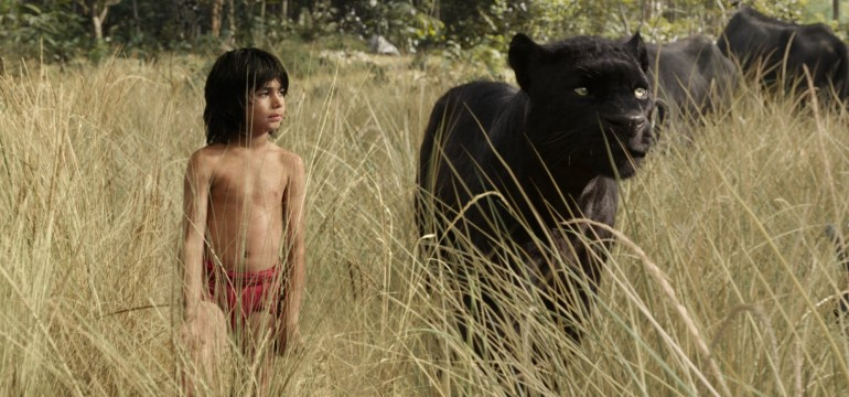 Jungle Book Teaser Trailer
